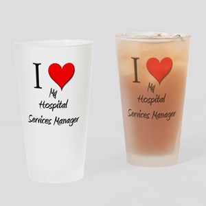 Hospital-Services-Ma30 Drinking Glass