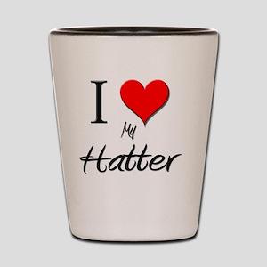 Hatter116 Shot Glass