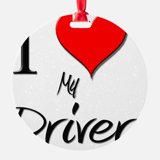 Driver59 Ornament