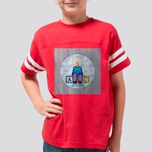 BabyBoyRound2JEFFERY Youth Football Shirt