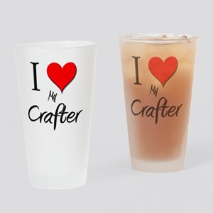 Crafter90 Drinking Glass