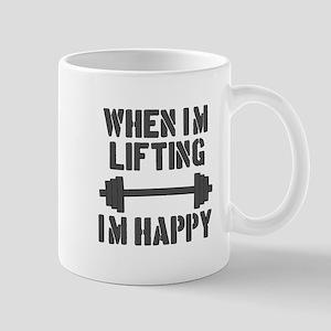 Lifting Mug