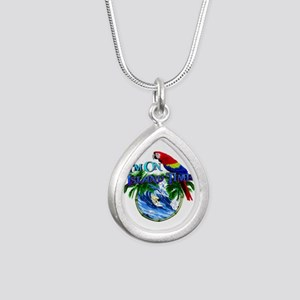 Island Time Parrot Necklaces