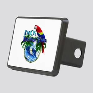 Island Time Parrot Hitch Cover