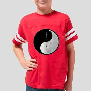 wg076_Chiropractic Youth Football Shirt