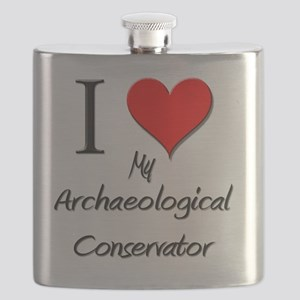 Archaeological-Conse37 Flask