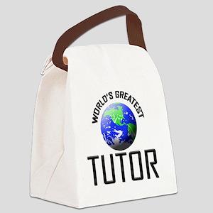 TUTOR65 Canvas Lunch Bag
