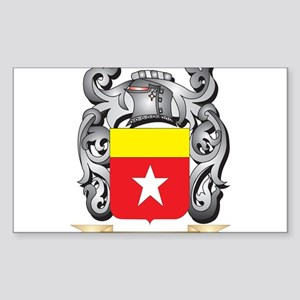 Ines Coat of Arms - Family Crest Sticker