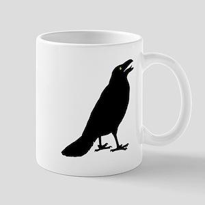 Black Crow Small Mug