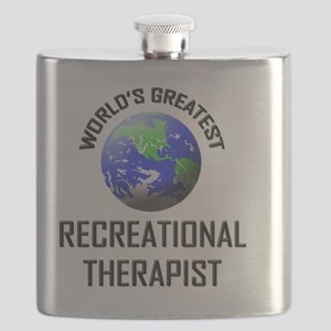 RECREATIONAL-THERAPI110 Flask