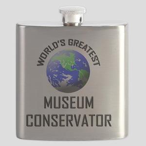 MUSEUM-CONSERVATOR38 Flask