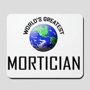 MORTICIAN66 Mousepad
