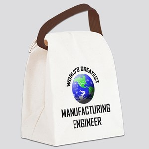 MANUFACTURING-ENGINE9 Canvas Lunch Bag