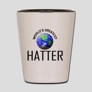 HATTER62 Shot Glass