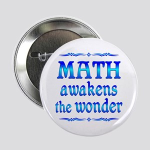 """Math Awakens 2.25"""" Button"""