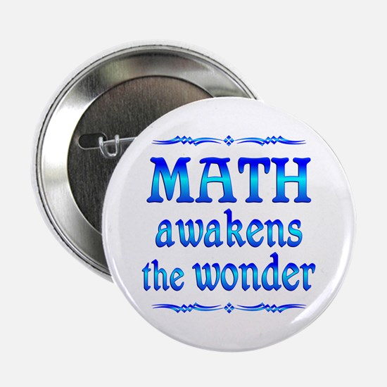 "Math Awakens 2.25"" Button"