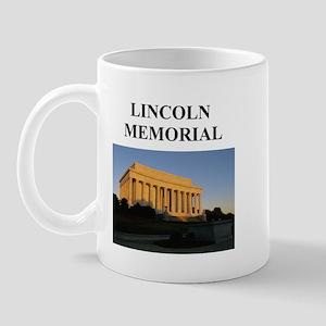 lincoln memorial washington g Mug