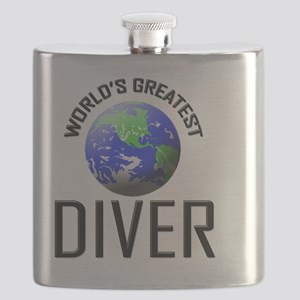 3-DIVER98 Flask