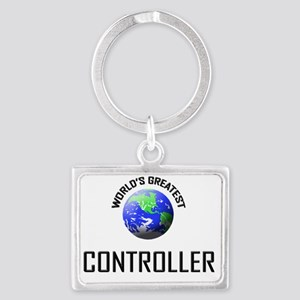 CONTROLLER105 Landscape Keychain