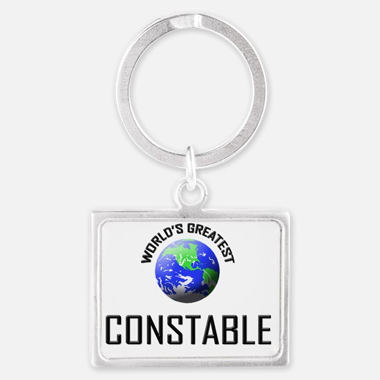 CONSTABLE107 Landscape Keychain