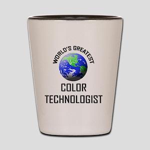 COLOR-TECHNOLOGIST76 Shot Glass