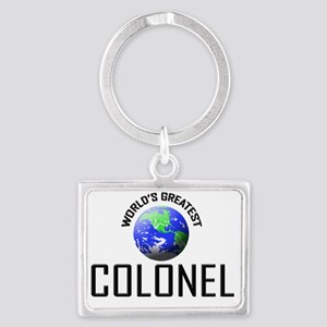 COLONEL3 Landscape Keychain