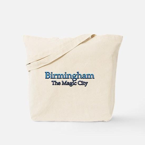 Birmingham, The Magic City 2 Tote Bag