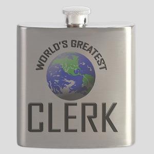 CLERK87 Flask