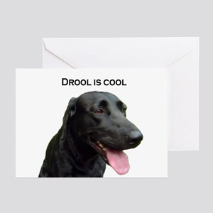 drool is cool Greeting Cards (Pk of 10)