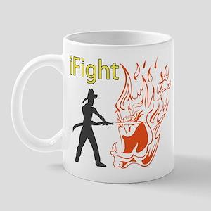 iFight Firefighter Mug