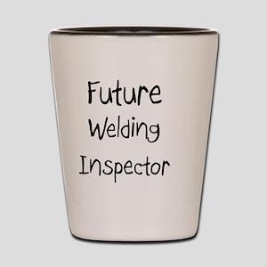 Welding-Inspector64 Shot Glass