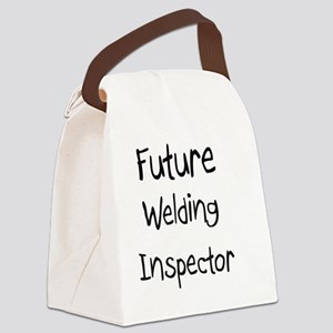 Welding-Inspector64 Canvas Lunch Bag