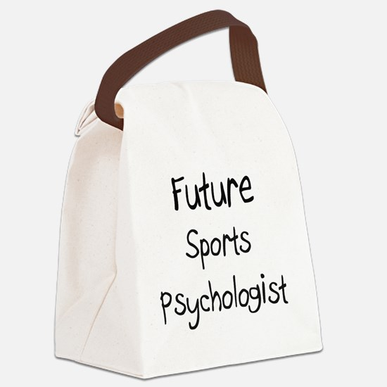 Sports-Psychologist18 Canvas Lunch Bag