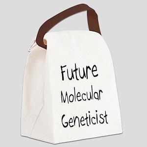 Molecular-Geneticist89 Canvas Lunch Bag