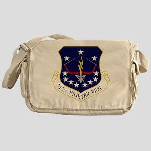 115th FW Messenger Bag