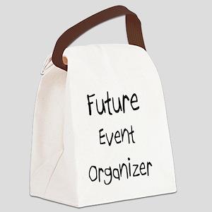 Event-Organizer25 Canvas Lunch Bag