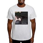dog tired Ash Grey T-Shirt