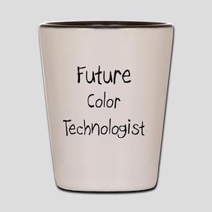 Color-Technologist45 Shot Glass