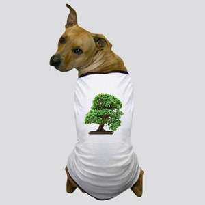 Punica Granatum bonsai Dog T-Shirt