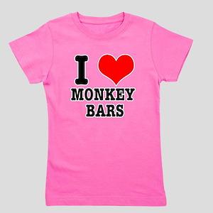 MONKEY BARS Girl's Tee