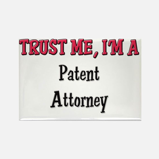 Patent-Attorney149 Rectangle Magnet