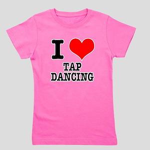 TAP DANCING Girl's Tee