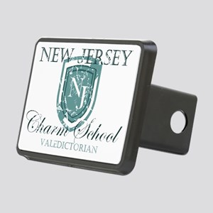 Vintage NJ Charm School Va Rectangular Hitch Cover