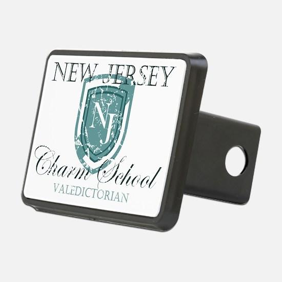 Vintage NJ Charm School Va Hitch Cover