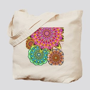 Floral Patten 2 Tote Bag