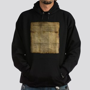 The Declaration of Independence Hoodie