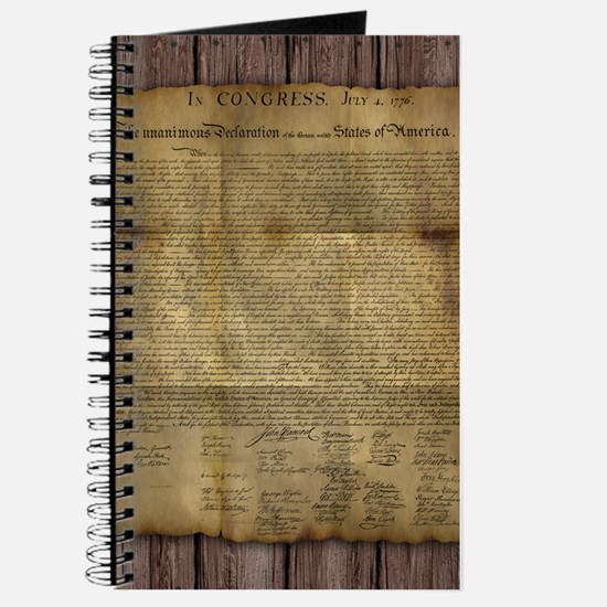The Declaration of Independence Journal