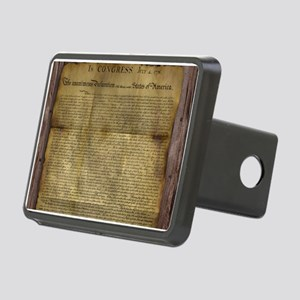 The Declaration of Independence Hitch Cover