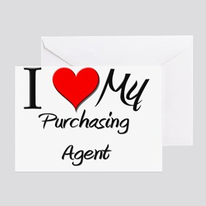 Purchasing-Agent64 Greeting Card