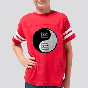 wg266_MBAing Youth Football Shirt